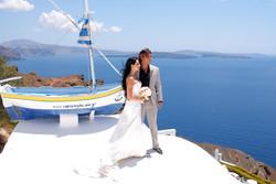 Santorini Photo by Skyline Travel