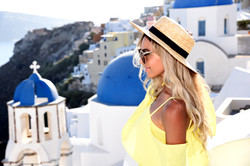Santorini photo session tours, priva