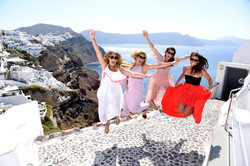 Santorini photo session tours, prive