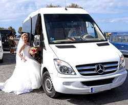 Santorini Bridal Cars