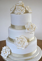 Wedding Cakes in Santorini Lixoudis Bakery Pastry Shop