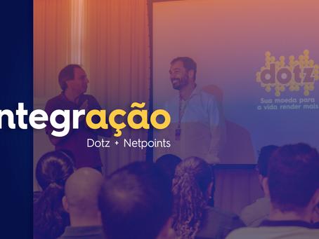 Dotz realiza integração com Netpoints