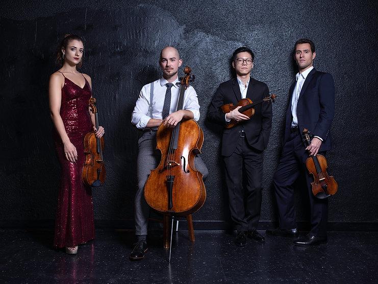 Dover String Quartet crédito Roy Cox