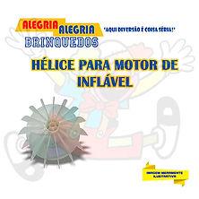 Hélice para motor