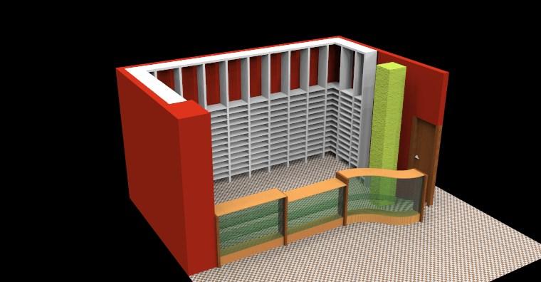 Diseño muebles