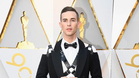 """БДСМ ни причем... Адам Риппон объяснил, почему пришел на """"Оскар"""" в портупее"""