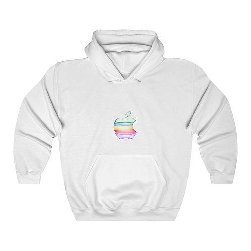 Unisex iPhone 11 Logo - Heavy Blend™ Hooded Sweatshirt