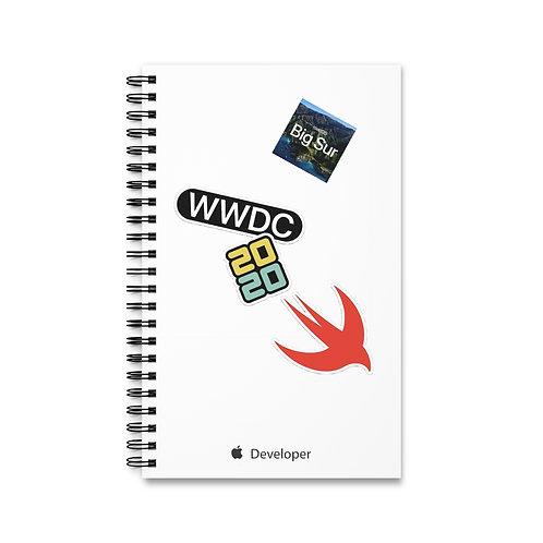 WWDC 2020 Notebook - Spiral Journal (EU)