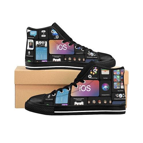 iOS 14 High-top Sneakers