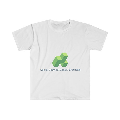 ASEH Logo Men's Fitted Short Sleeve Tee
