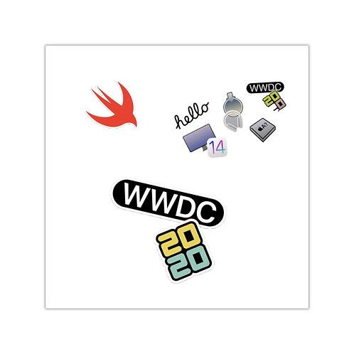 Apple Sticker (EU)