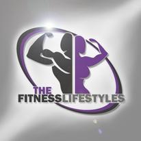 thefitnesslifestyleslogo - 3D LOGO SMALL