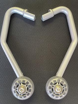 Anti-tip wheels for Ranger D09 - D09XL