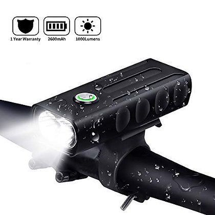 LED Head Light (Compatible with All Ranger Power Wheelchair)