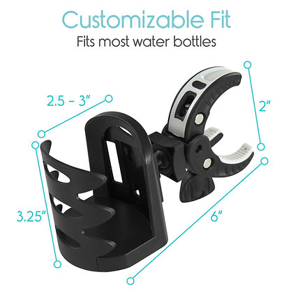 RANGER Cup Holder (Current Power Wheelchairs Customers only)