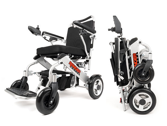 RANGER ROYCE LIGHTEST ULTRA PORTABLE FOLDABLE ELECTRIC POWER WHEELCHAIR