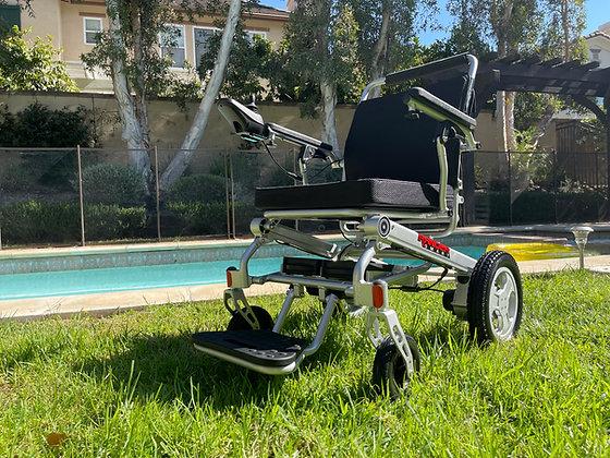 2021 RANGER SMART Automatic Folding Lightweight Folding Premium Power Wheelchair