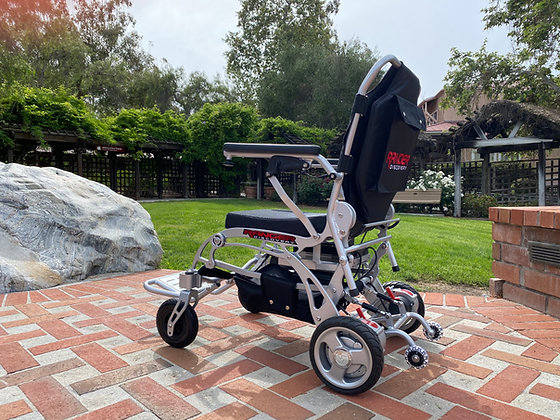 Porto Mobility Ranger Super Lightweight 41lbs Foldable Electric Wheelchair