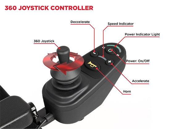 Quattro  & Quattro XL Joystick
