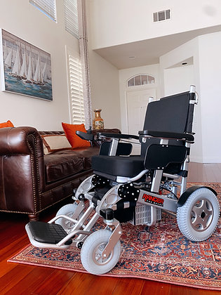 Ranger The Beast Worlds Sturdiest Power Chair That Folds Up!