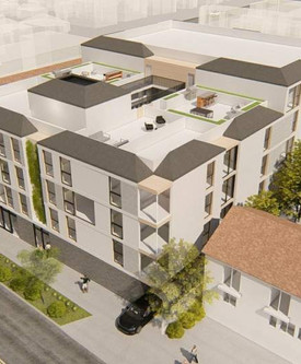 Renderings Revealed for Five-Story, 65-Unit Development in Hyde Park
