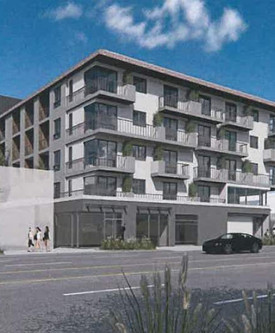 53 apartments with retail planned near 73rd & Figueroa