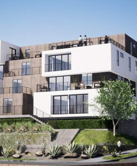 City Planning Commission Approves Infill Projects in Hollywood, Larchmont, and Echo Park