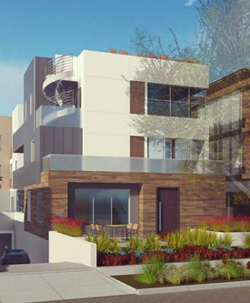 Three-Story, 10-Unit Apartment building Planned in West Hollywood