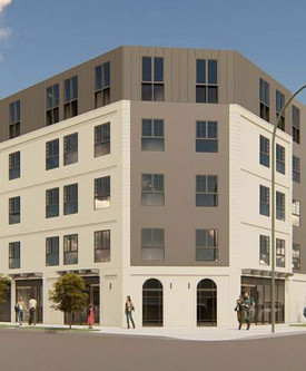 More mixed-use planned near the Crenshaw Line in Hyde Park