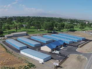 Aerial View | Diamond Storage Winnemucca Nevada 775-304-3003