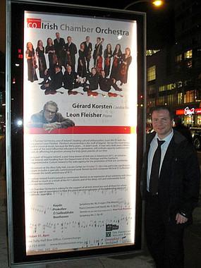 Irish Chamber Orchestra & Leon Fleisher
