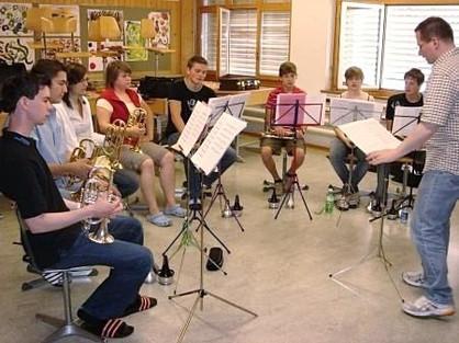 Registerlehrer / Section tutor A-Band Solo Cornets