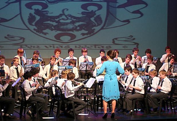 Brass Tutor, Belvedere Wind Band