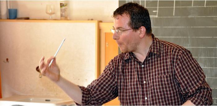 Registerlehrer / Section tutor A-Band Backrow