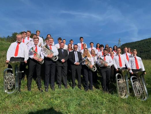 Gastsolist / Guest soloist A-Band