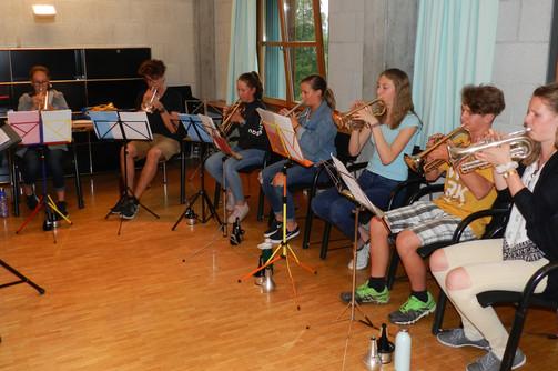 Registerlehrer / Section tutor Solo Cornets B-Band
