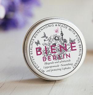 Biene Berlin Lippenpomade aus Berliner Honig Berlin