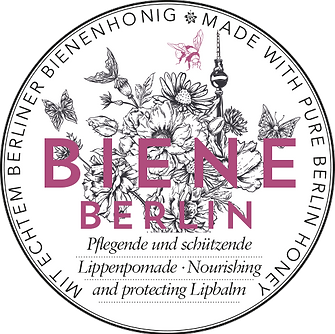 Biene Berlin Lippenpomade Honig Lippgloss