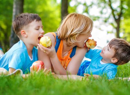 דקה לפני שחוזרים לבית הספר ולגנים – טיפים לתזונה נכונה של ילדיכם