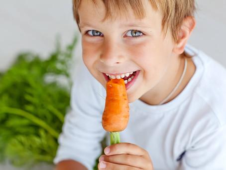 שאלון על תזונתו של ילדך – האם הוא אוכל נכון?