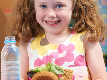 הצעות לארוחת בוקר לילדים בבית הספר