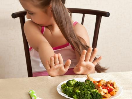 הצילו הילדה הפסיקה לאכול