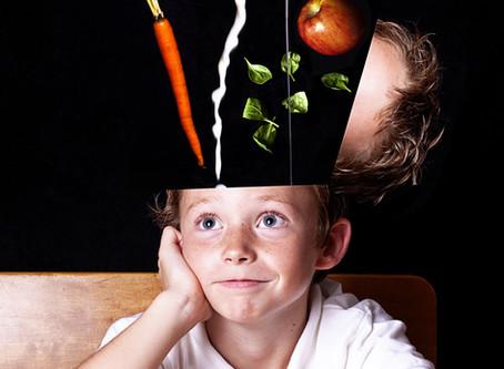 העלאת ציונים בבית הספר באמצעות תזונה נבונה