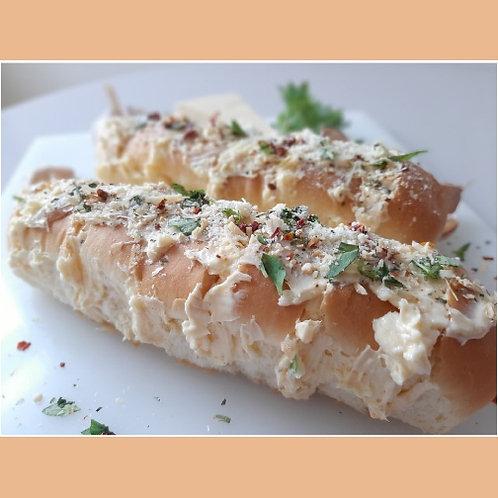 Pão de Alho com Queijo PAC c/ 04 und