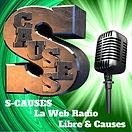 L'association loi 1901 SOS CAUSES emploi accidents de parcours de vie et causes, création, programmation, organisation, animation, ateliers spécifiques et radio web CAUSES