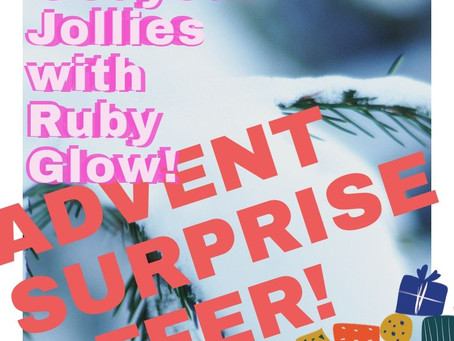 Get Your Jollies with Ruby Glow and a Free Gift!*Expired*