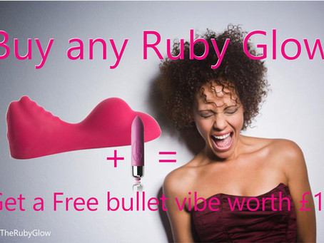 *Expired* A Quickie Reminder... Free Bullet Vibe!
