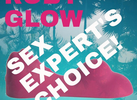 Ruby Glow is Sex Expert's Choice!