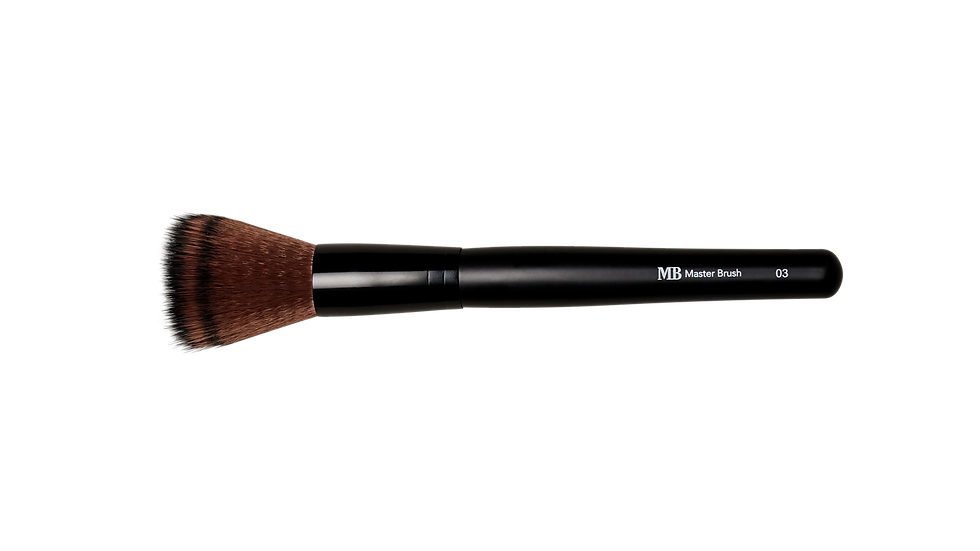 Soft Stippling Face Brush