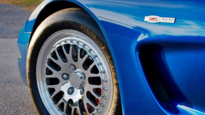 CCW Drag Pack | C5 Corvette